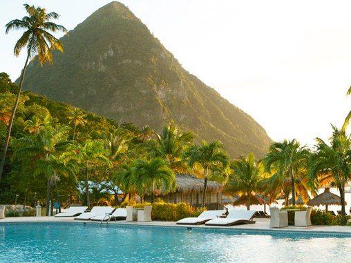 Jalousie Plantation, St. Lucia