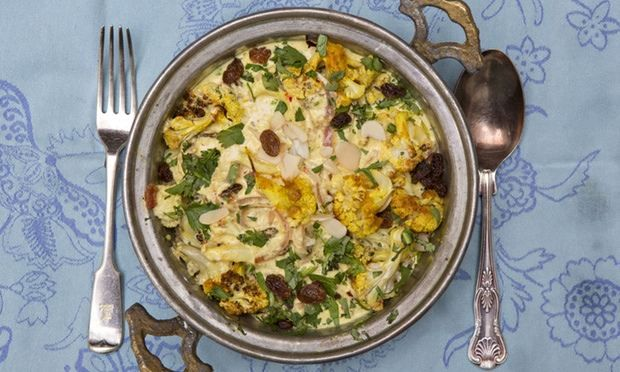 This rich, creamy dish is one of the most popular recipes I've made at my regular charity curry nights