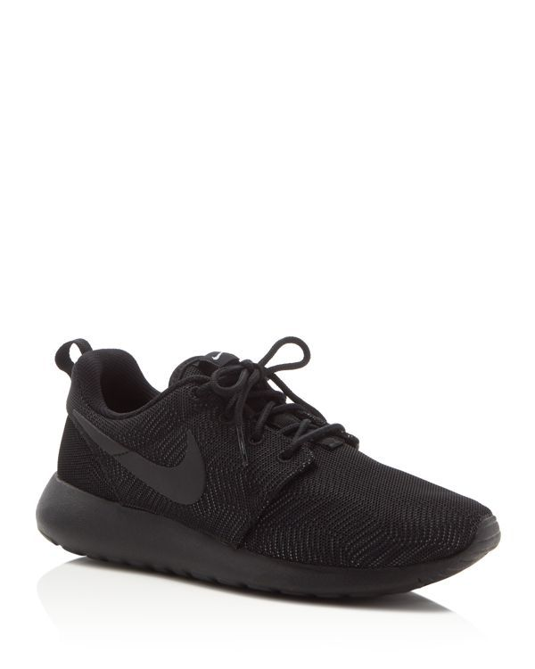 Nike Roshe One Lace Up Sneakers