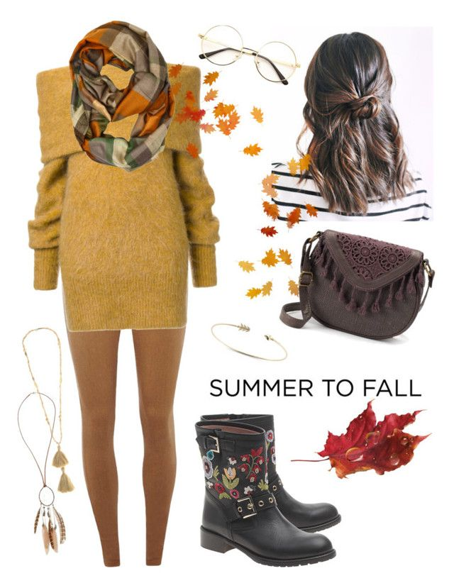 """""""Fall is here 🍂"""" by gardenofroses on Polyvore featuring Dorothy Perkins, RED Valentino, mizuki, Isabel Marant and T-shirt & Jeans"""