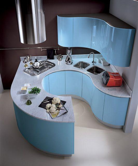 21 besten kitchen Bilder auf Pinterest Küchen, Küche klein und - designer kchen deko