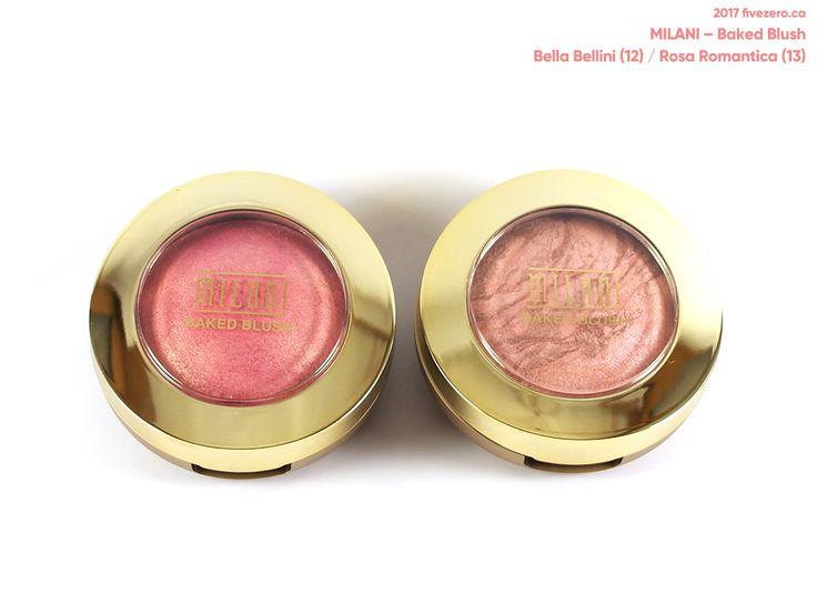 Milani Baked Blushes in Bella Bellini & Rosa Romantica