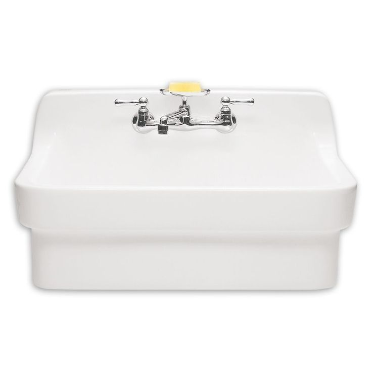 American Standard Country Porcelain 9062 008 020 White