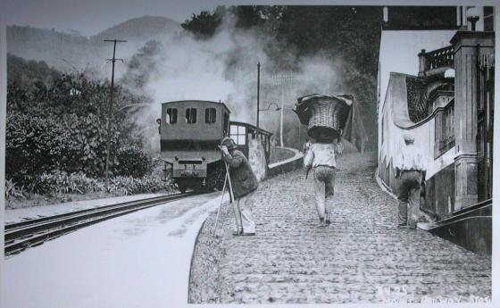 Comboio - Monte