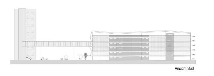 Gallery of Multi-Level Parking voestalpine / x Architekten - 20