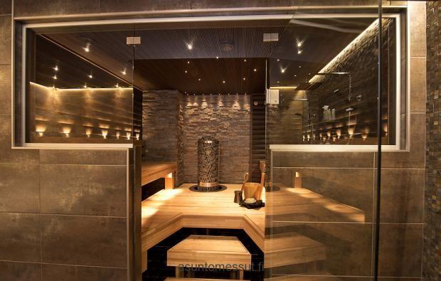 Sauna on pakko olla :) Villa Adele - Sauna | Asuntomessut