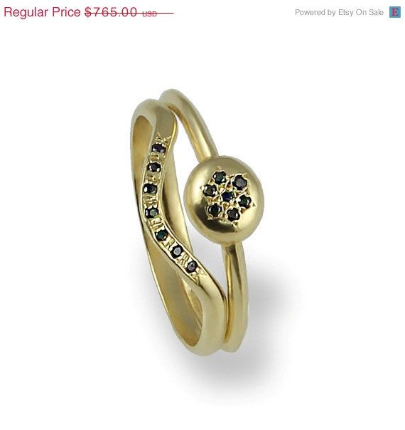 25 best images about Etty Wedding Band Set on Pinterest