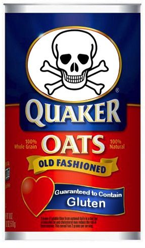 The truth about oats and gluten