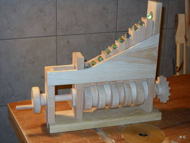 """Ryszard's """"marble machine 3"""" in pictures                                                                                                                                                                                 More"""