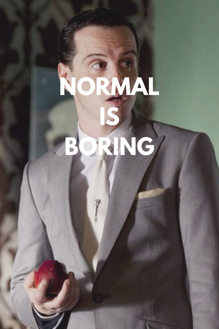 Normal is boring #streetmagician