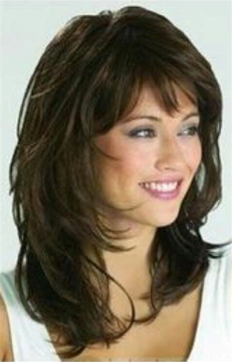 Image Result For How To Cut A Medium Length Shaggy Layered