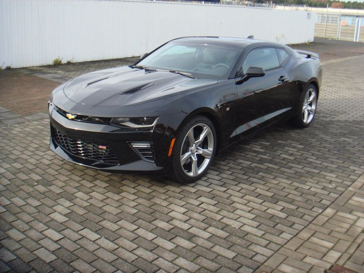 Beauty  - Chevrolet 2017 Camaro 2SS Magnetic Ride Schiebedach