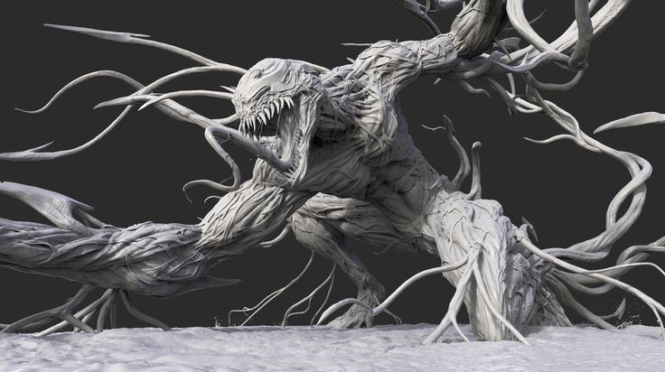 Carnage by Jake Burstein | Creatures | 3D | CGSociety