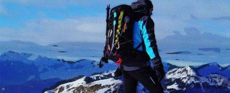 ¿Cómo elegir una mochila de montaña adecuadamente?   http://www.infotopo.com/esparcimiento/deportes-juegos/como-elegir-una-mochila-de-montana/