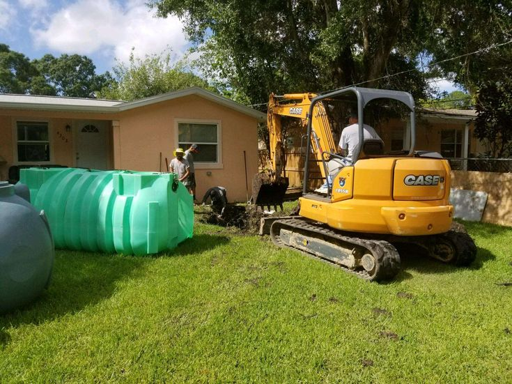 How A Septic System Works Fresh Grease Trap Installation