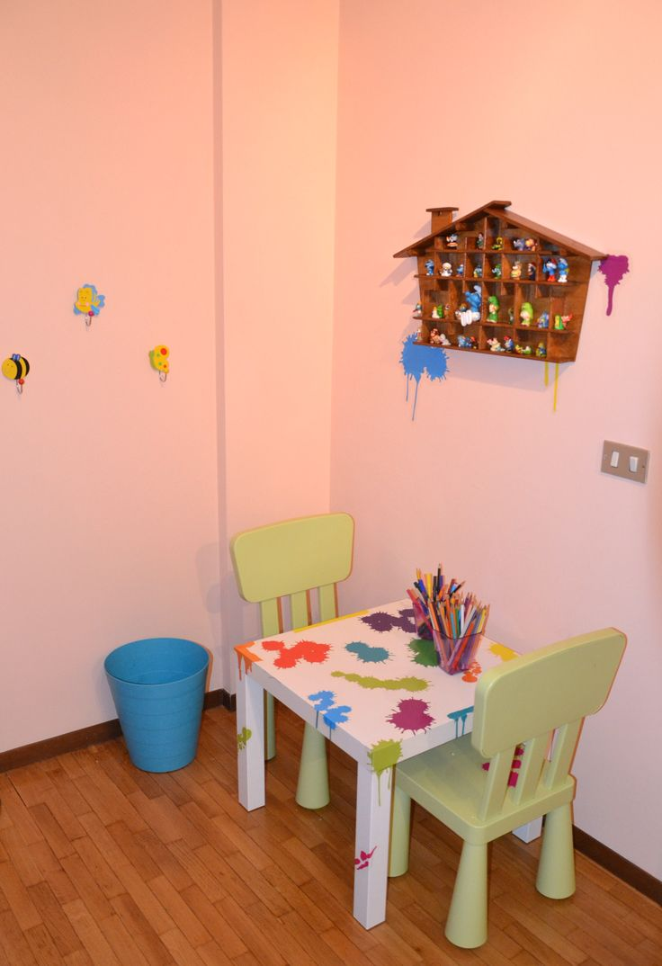 L'attesa diventa colorata per i bimbi di PuntoPsiche Saronno!