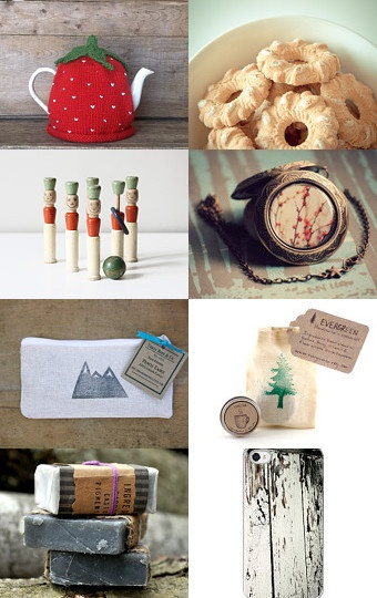 -If in doubt make tea- First Treasury list (and front page:) on Etsy by Eva Escoms Estarlich --Pinned with TreasuryPin.com