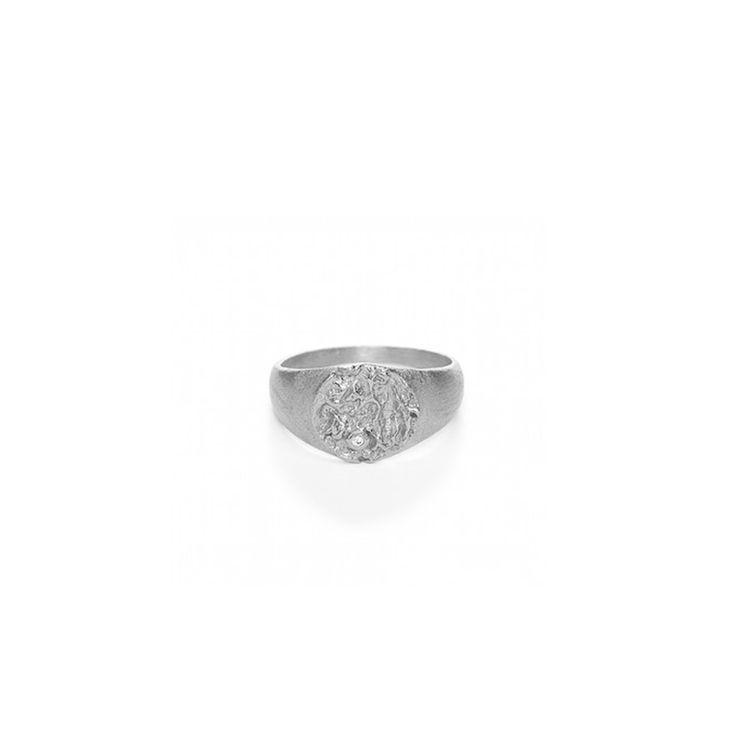 La Lune // Signet Ring