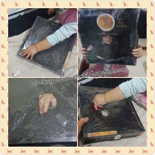 Elifce Bebek Oyunları ve Hobi: Kutudan oyuncak yapımı (okul öncesi 3 yaş etkinlik...