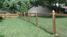 4 Ft Chain Link Fence Slats Design