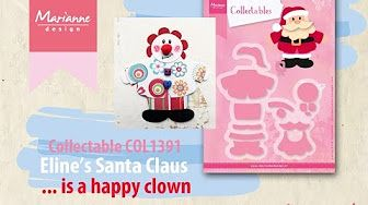 Eline's Santa Claus Collectable COL1391 | Hoe maak je een Sinterklaas - YouTube
