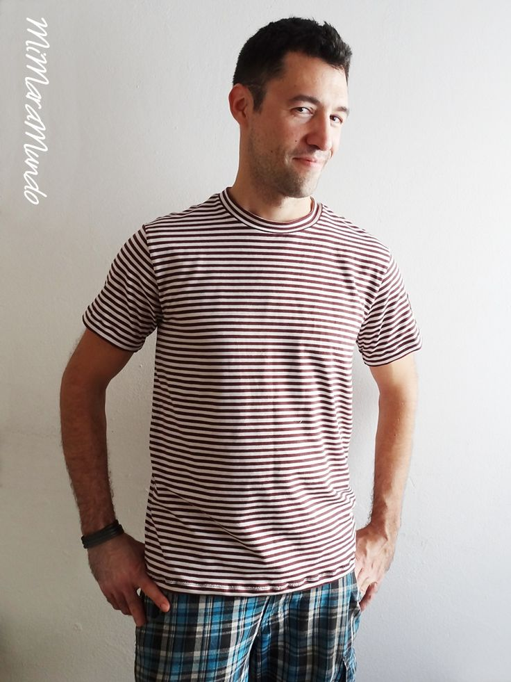 MiMaraMundo: Free t-shirt pattern (ok, this is for our boys...)
