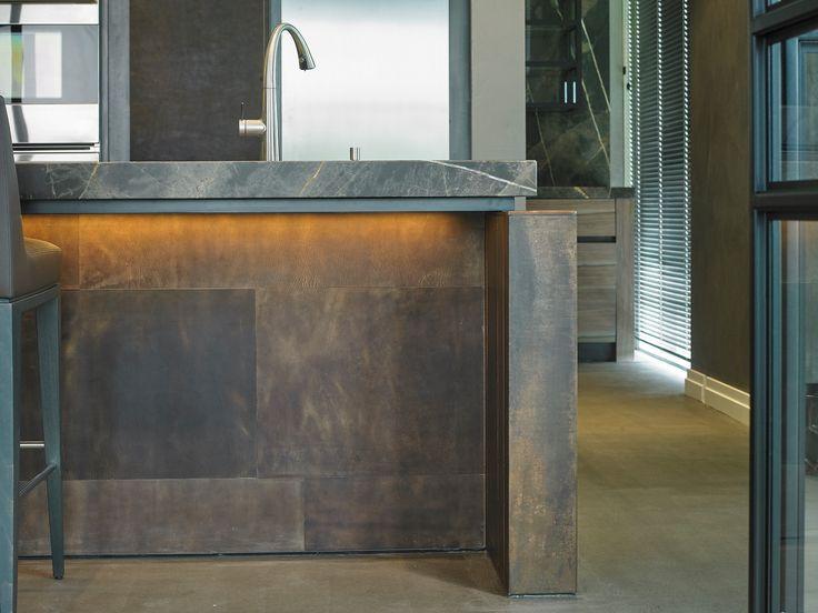 25 beste idee n over koperen keuken op pinterest groene keuken decor interieurontwerp en - Keuken geesten campagne ...