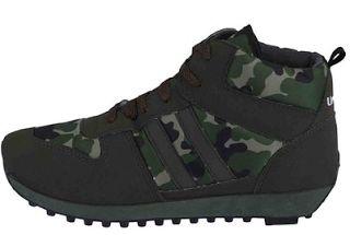 Adidas-cherry-black-vivid-sports-shoe - Hotcakedeals