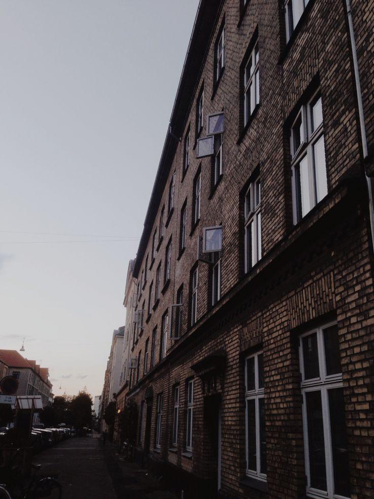 my street \ Copenhagen