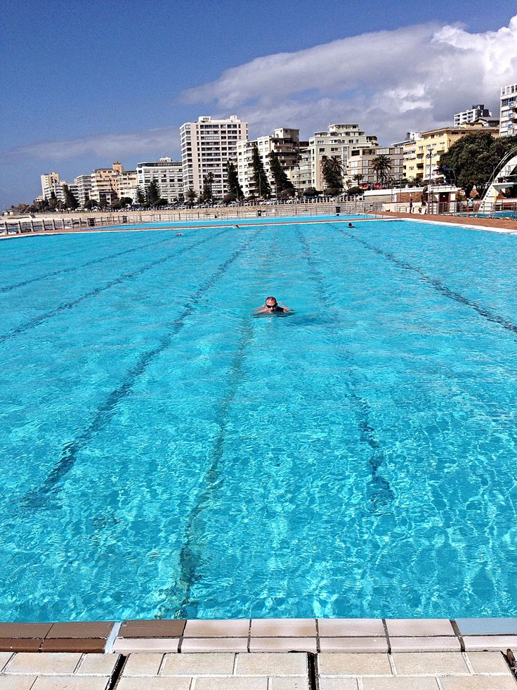 Seapoint swimming pool