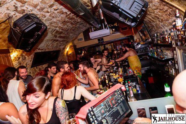 Jailhouse Rock-n-Roll Bar