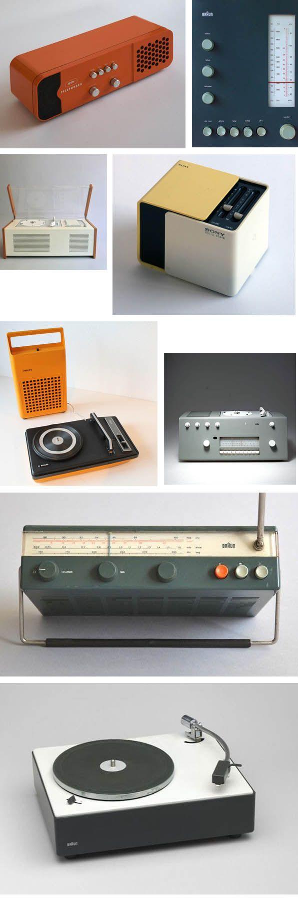 #diseño #sonoro #vintage Telefunken, Sony, Braun, Phillips… son marcas que hicieron historia con sus diseños en las décadas ´50, ´60 y ´70 con estos modelos que hoy os traemos. Y es que hoy es para hablar de la importancia del #diseño; de cómo un buen #producto puede no serlo si le falta esta componente crucial.