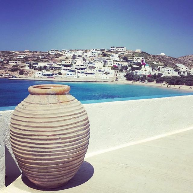 sland of Donousa (Δονούσα) Pureness at it's finest  Part of the Small Cyclades ! Great pic by @mirranire . Like , Comment & Tag your friends #Donousa #Cyclades #Greece #AegeanSea #instagreece #VisitGreece #GreekSummer #smallcyclades #summer #Greekislands #traveltoGreece #athensvoice #grece #grecia #греция #vacations #travel #traveltheworld #travelpics #travelling #travelphotos #holiday #summertime #summervibes #Δονουσα #Κυκλαδες #Ελλαδα #Cyclades_islands #