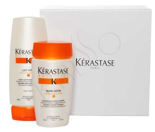 Kérastase Nutritive Bain Satin and Lait Vital have been my favourite hair products for years now, and I usually buy them from www.feelunique.com