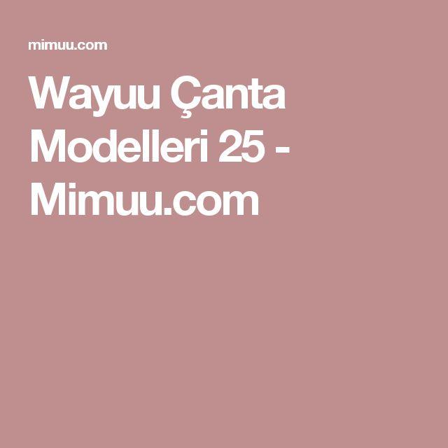 Wayuu Çanta Modelleri 25 - Mimuu.com