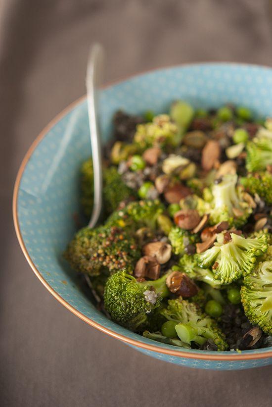 » Salade de quinoa verde | Clea cuisine