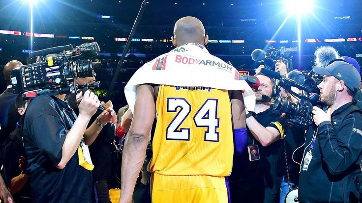 One year after retiring, Kobe Bryant reflects on the final night of his career -- a 60-point farewell after 20 NBA seasons.