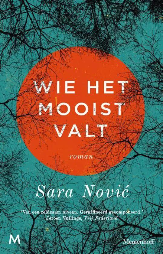 52/52 Sara Novic - Wie het mooist valt *** Na de lovende recensies die ik heb gelezen, viel het me erg tegen. Hoewel de hoofdpersoon Ana zelf de verteller is, bleef ik als lezer als het ware van buitenaf tegen haar aankijken. Ik kreeg weinig zicht op wat er in haar omgaat. Wat dat betreft voelde ik me als haar New Yorkse geliefde, die ze steeds op afstand houdt.