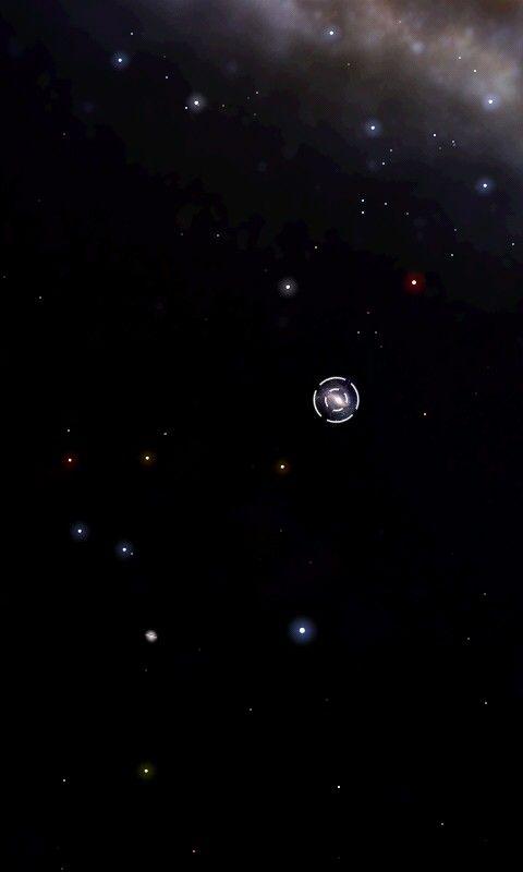 Molinillo austral,galaxia espiral barrada