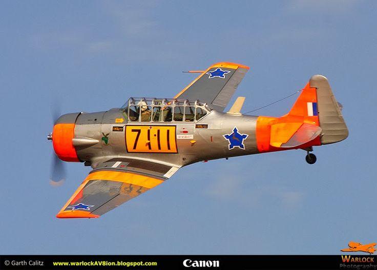 North American AT-6 Harvard Mk.II SAAF