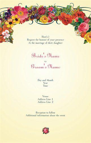 49 besten Indian wedding invitation cards Bilder auf Pinterest