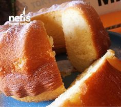 Puf Puf Limonlu Kek