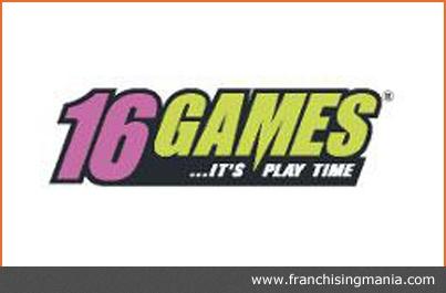 16 Games è il Franchising di videogiochi e console ideato e gestito da persone formate sul campo e con grande esperienza. Scopri le opportunità che offre questo franchisor su http://franchisingmania.com/16games