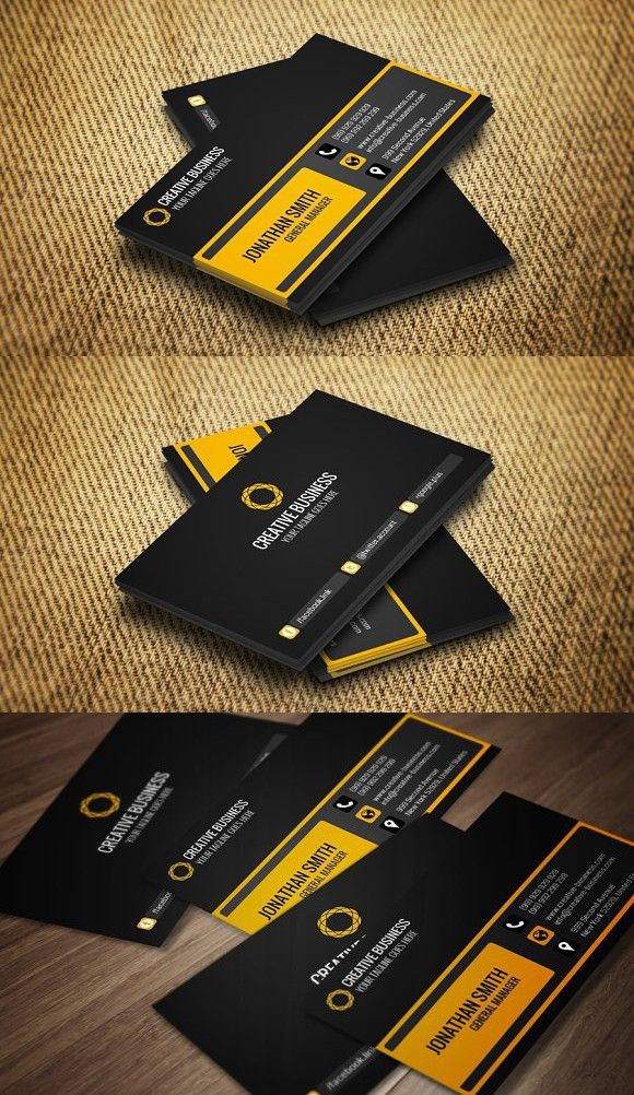 Modern Corporate Business Card Cm012 Cool Business Cards Business Card Design Creative Vintage Business Cards