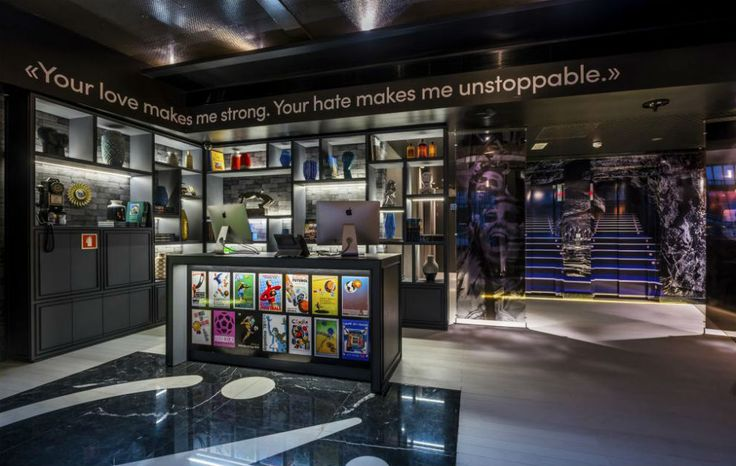Cristiano Ronaldo's new hotel welcomes guests with motivational quotes!  http://www.thefootballmind.com/ramnarayan