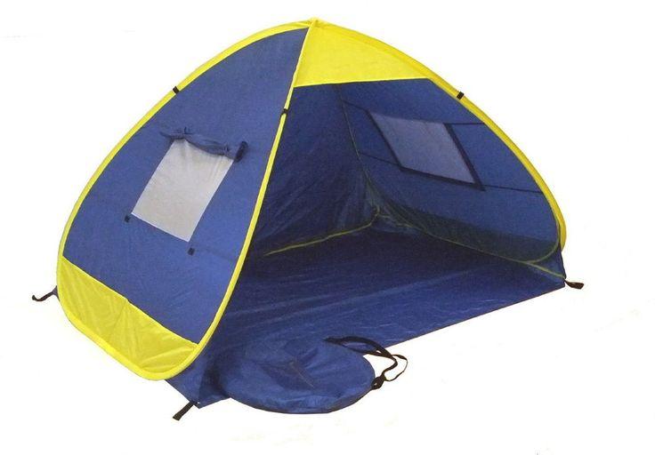 Outdoor Beach Tent Sun Shade Protection Camping Picnic Shelter Folding Portable…