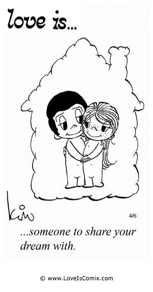 Love is... Comic Strip, Love Comic, Love Quotes, Love Pictures - Love is... Comics - Comic for Sat, Nov 15, 2014