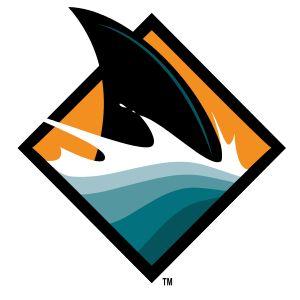 San Jose Sharks - Current Sharks alternate fin logo