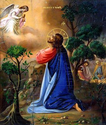 Dumnezeu există - Mărturii.: IISUS HRISTOS SE ROAGA , ÎN GRADINA GHETSIMANI !