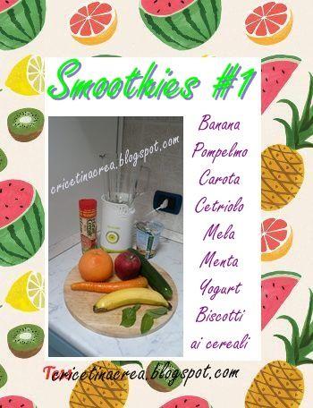 Smoothies #1 Sara